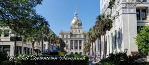 Downtown Savannah Real Estate