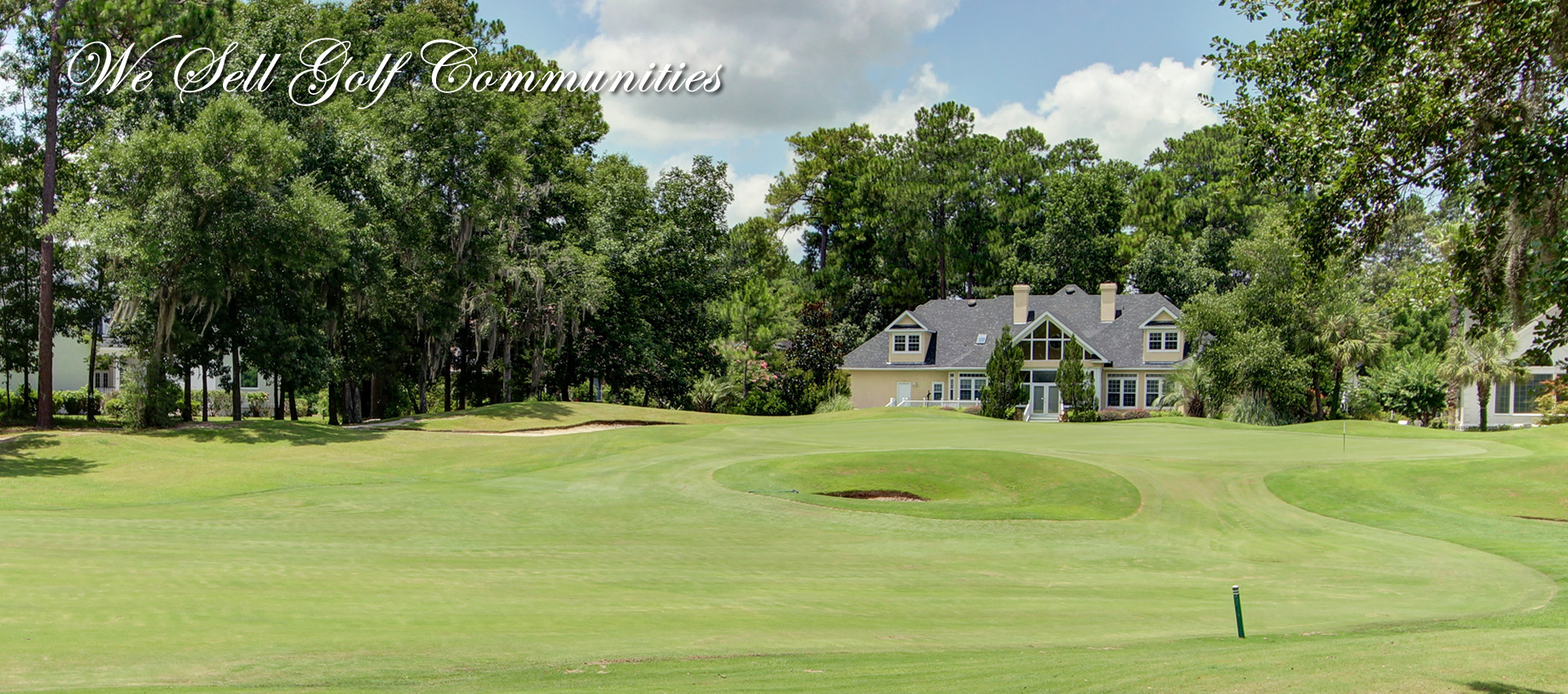 Golf Community Homes for Sale Savannah & Hilton Head